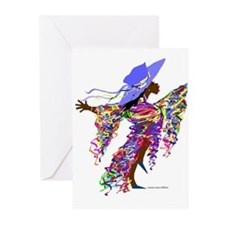 Rejoice Greeting Cards