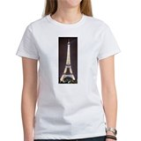 Sparkling Eiffel Tower at Nig Tee