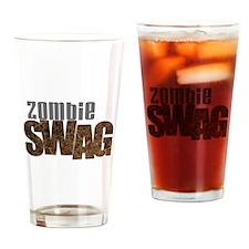 ZOMBIE SWAG Drinking Glass