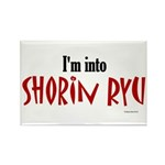 I'm Into Shorin Ryu Rectangle Magnet (100 pack)