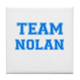 TEAM NOLAN Tile Coaster