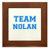 TEAM NOLAN Framed Tile
