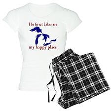 Great Lakes Happy Place Pajamas