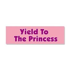 Unique Princess Car Magnet 10 x 3