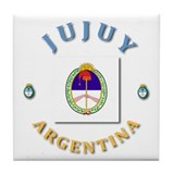 Jujuy Tile Coaster