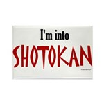 I'm Into Shotokan Rectangle Magnet (100 pack)