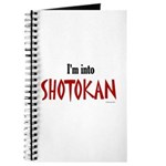 I'm Into Shotokan Journal