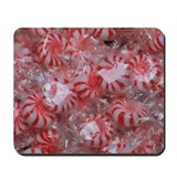 Spiral Dinner Mints Mousepad