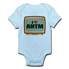 Retro I Heart ANTM Infant Bodysuit