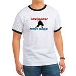 How Quick? Ninja Quick! Karate tee shirt