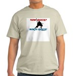 How Quick? Ninja Quick! Martial arts t-shirt