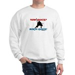 Ninja Quick - martial art sweatshirt