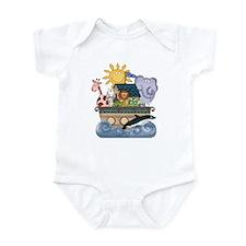 Noah's Ark Infant Bodysuit