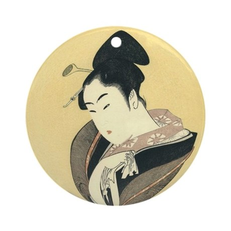 Japanese Ornament (Round)