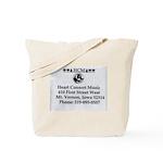 HCM Logo Tote Bag