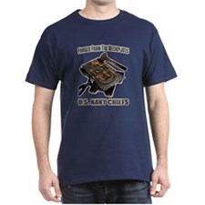 Forged From the Deckplates T-Shirt