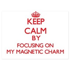 Keep Calm by focusing on My Magnetic C Invitations