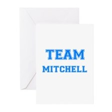 TEAM MITCHELL Greeting Cards (Pk of 10)