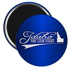 Idaho State of Mine Magnets