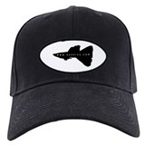 Black Guppy Baseball Hat
