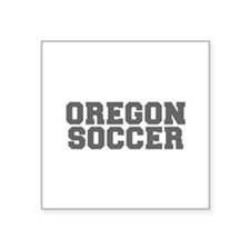 OREGON soccer-fresh gray Sticker