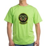 Utah Corrections Green T-Shirt
