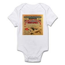 The Orient Express Infant Bodysuit