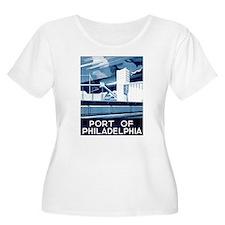 Port Of Philadelphia T-Shirt