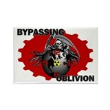 Bypassing Oblivion Rectangle Magnet