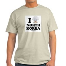 I (bomb) North Korea T-Shirt