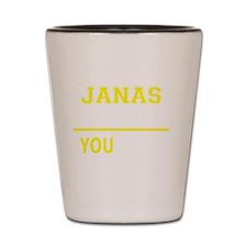 Funny Jana Shot Glass