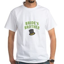Bride's Brother (hat) Shirt