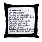 Display the Rule in this Throw Pillow