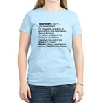 Display the Rule in this Women's Light T-Shirt