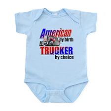 American Trucker Body Suit