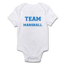 TEAM MARSHALL Onesie