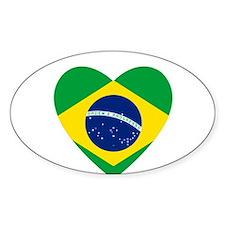 Brazil Decal