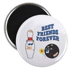 Best Friends Forever Magnet
