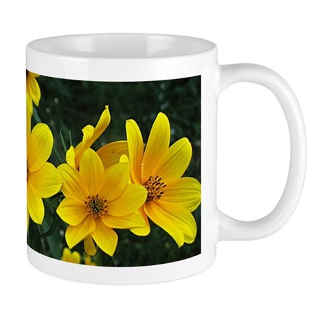 Tickseed Sunflower Mug