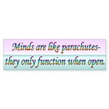 Minds and Parachutes