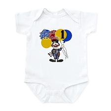 Circus 1st Birthday Infant Creeper