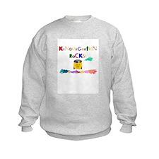 Cool Crayons Sweatshirt