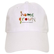 Home Grown. Support our Farme Baseball Cap
