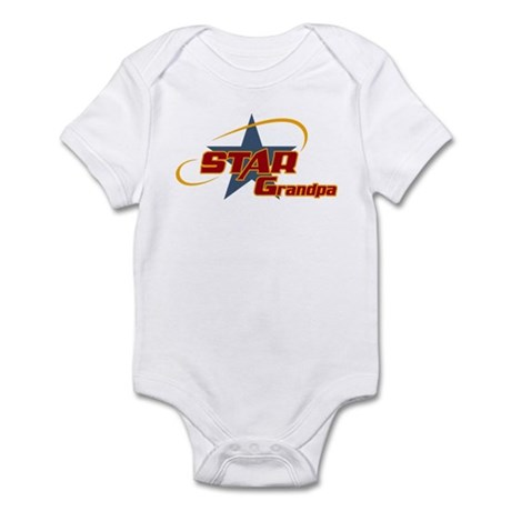 Star Grandpa Infant Bodysuit