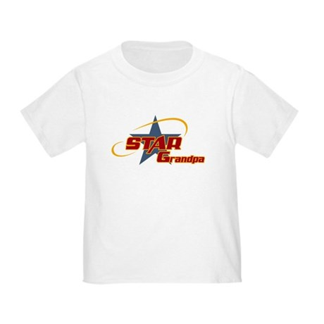 Star Grandpa Toddler T-Shirt