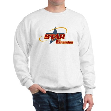 Star Grandpa Sweatshirt