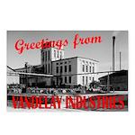 Vandelay Factory Postcards (Pkg. of 8)