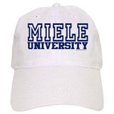 MIELE University Baseball Cap