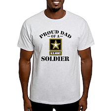Proud U.S. Army Dad T-Shirt