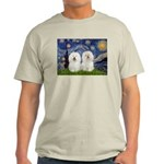 Starry Night / 2 Bolognese Light T-Shirt